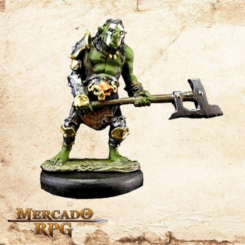 Orc - Chefe  - Mercado RPG
