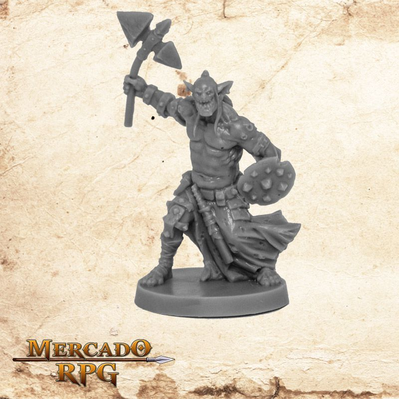Orc Enforcer  - Mercado RPG