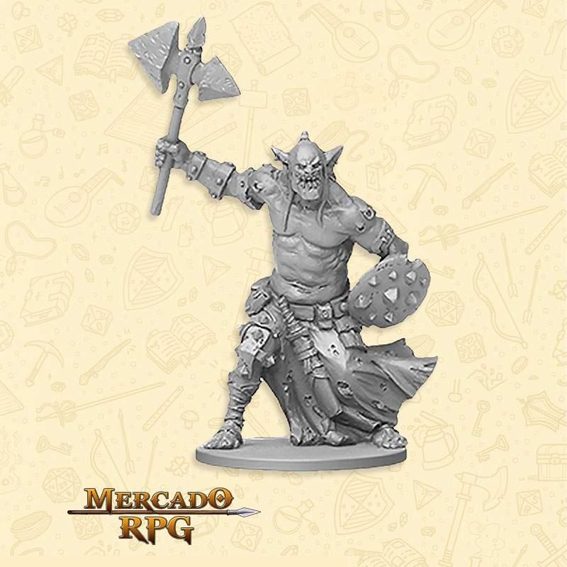 Orc Enforcer Minions - Miniatura RPG