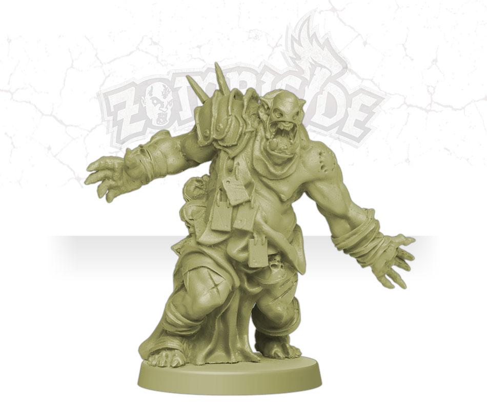 Orc Fatty A - Miniatura RPG  - Mercado RPG