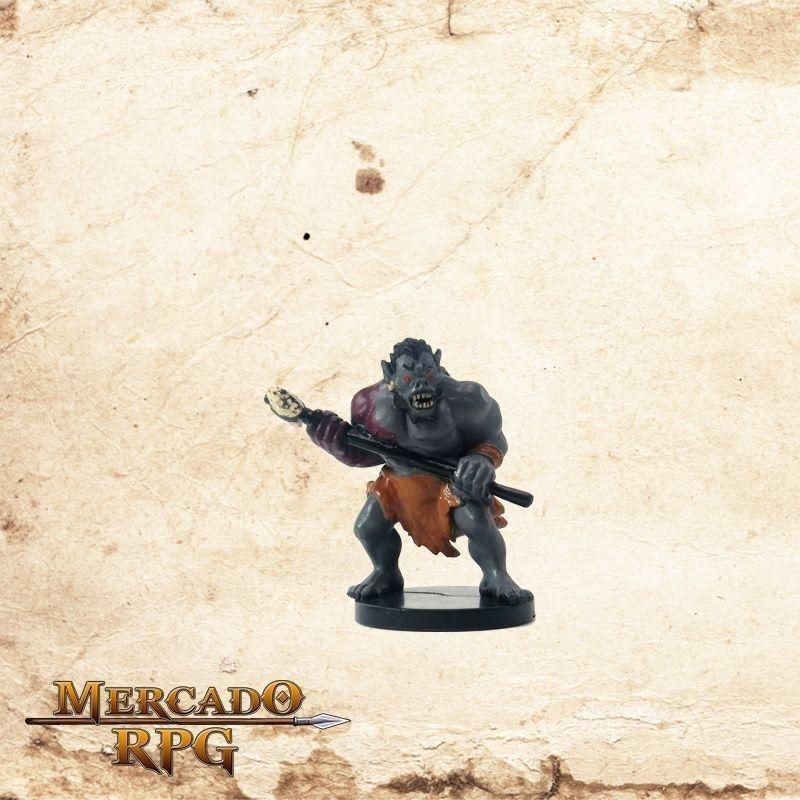 Orc Savage - Com carta  - Mercado RPG