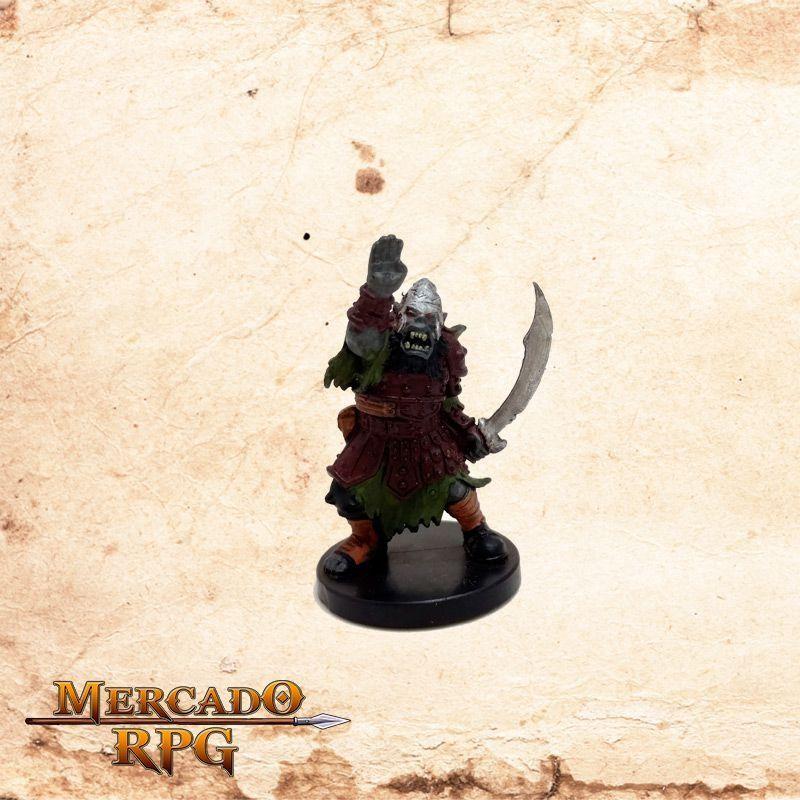 Orc Sergeant PROMO - Sem carta  - Mercado RPG