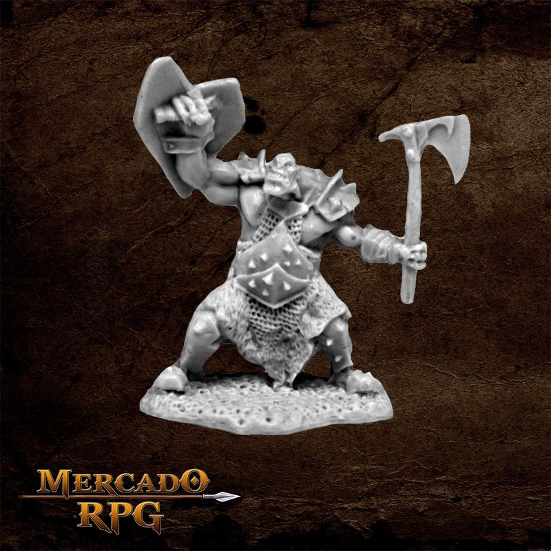 Orc Slayer - Miniatura RPG