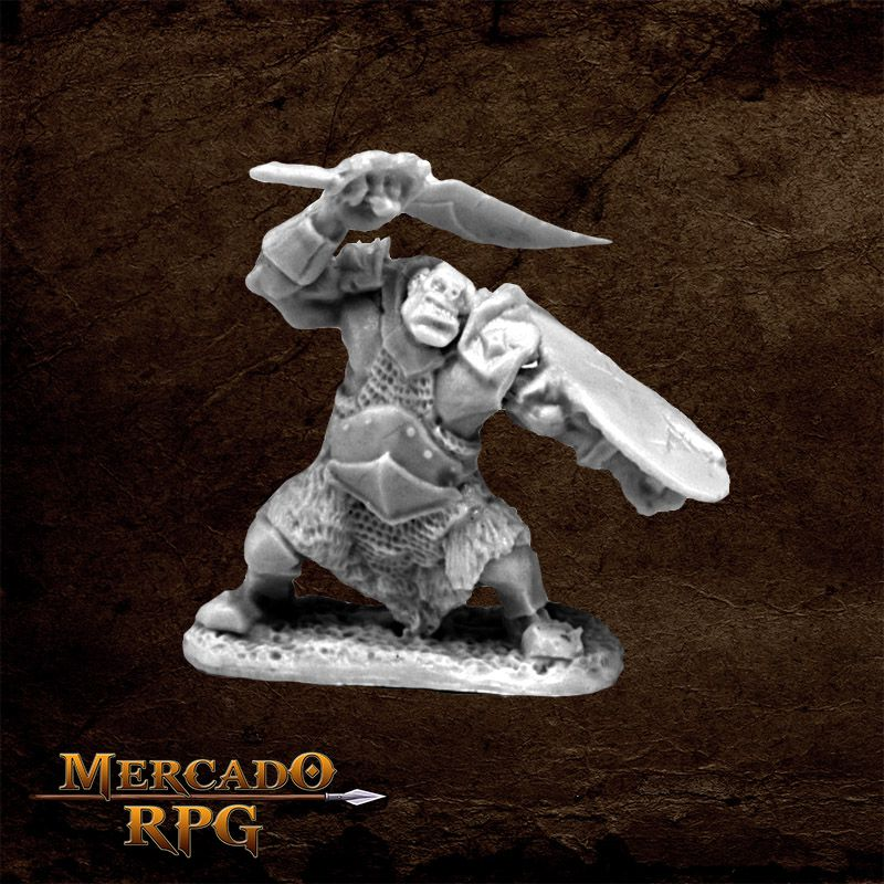 Orc Slicer  - Mercado RPG