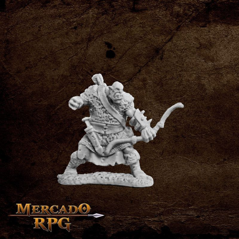 Orc Sniper (Archer)  - Mercado RPG