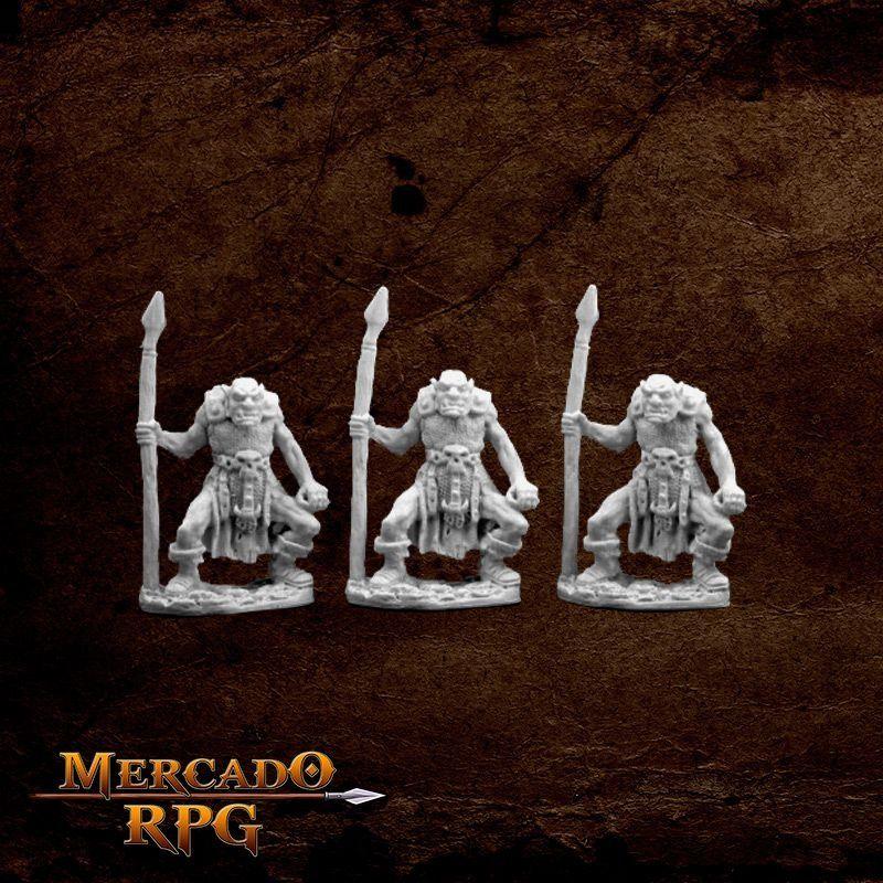 Orc Spearmen (3)