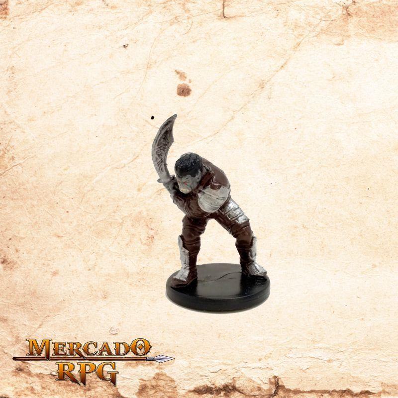 Orc Terrorblade - Sem carta  - Mercado RPG