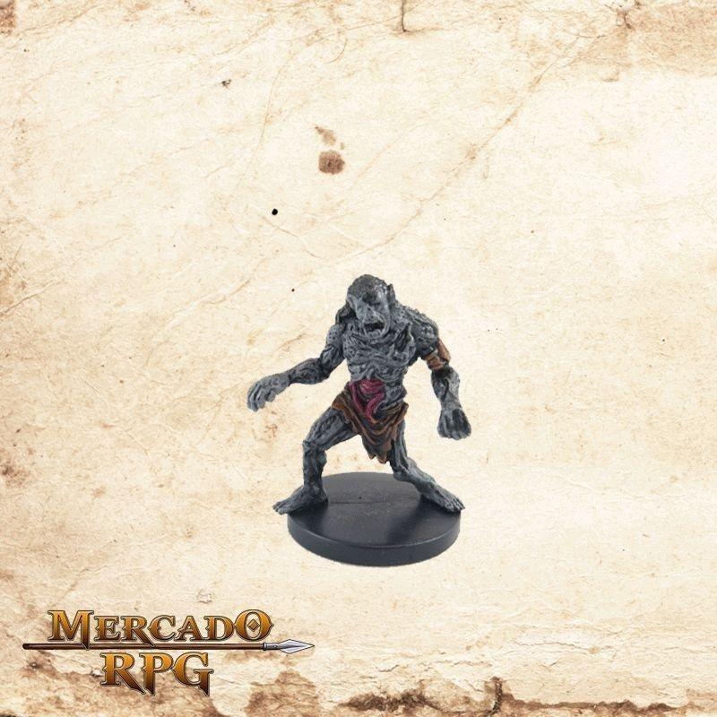 Orc Zombie - Sem carta  - Mercado RPG