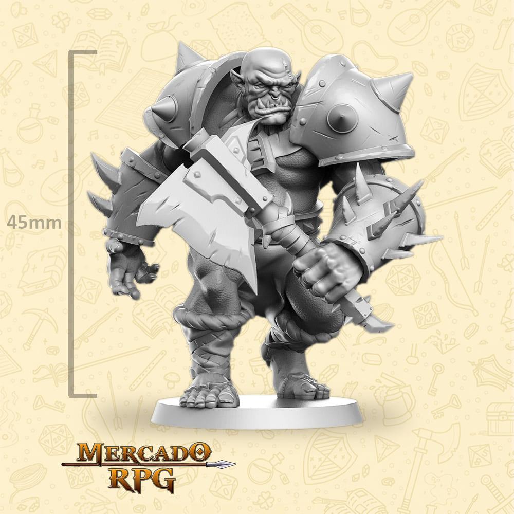 Orktar - Miniatura - RPG