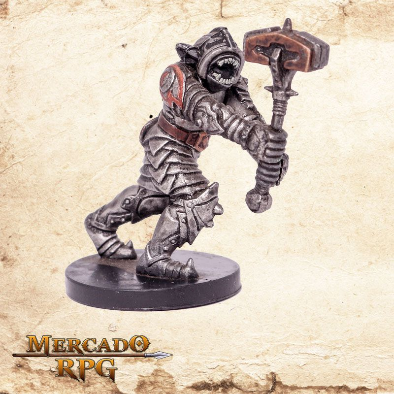 Orog Warlord  - Mercado RPG