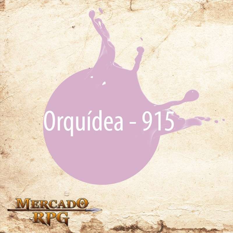 Orquídea 915 - Tinta Acrílica Fosca Nature Colors 60ml - Acrilex - RPG