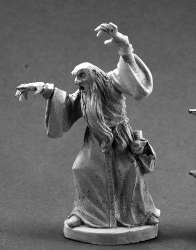 Orson Lugrum, Evil Wizard   - Mercado RPG