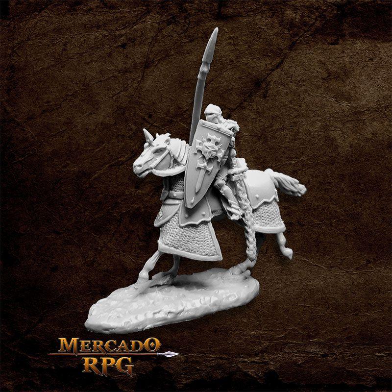 Overlord Cavalry - Miniatura RPG