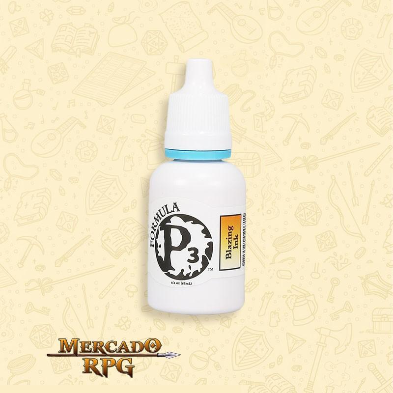 P3 Blazing Ink Wash - RPG  - Mercado RPG