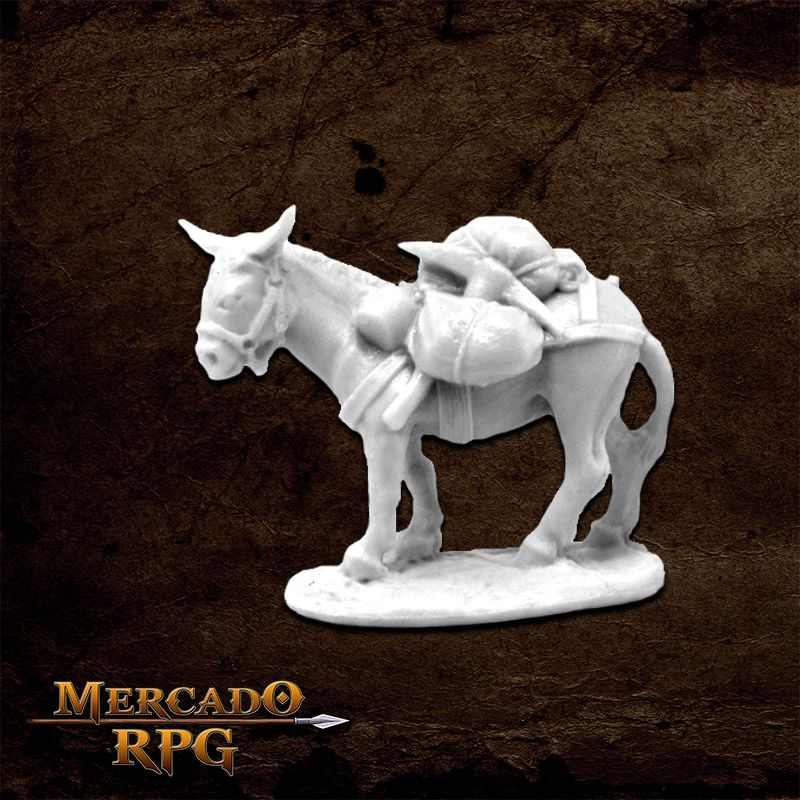 Pack Donkey  - Mercado RPG