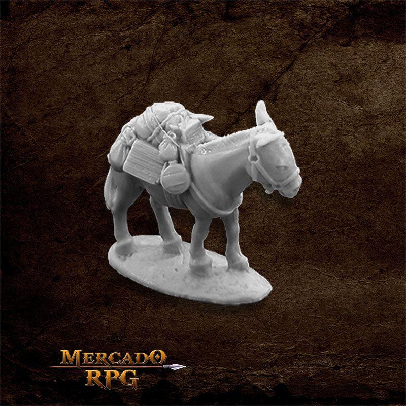 Pack Donkey - Miniatura RPG