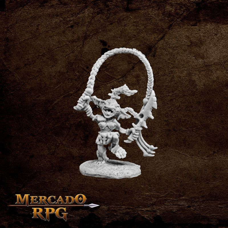 Pathfinder Goblin Warchanter  - Mercado RPG