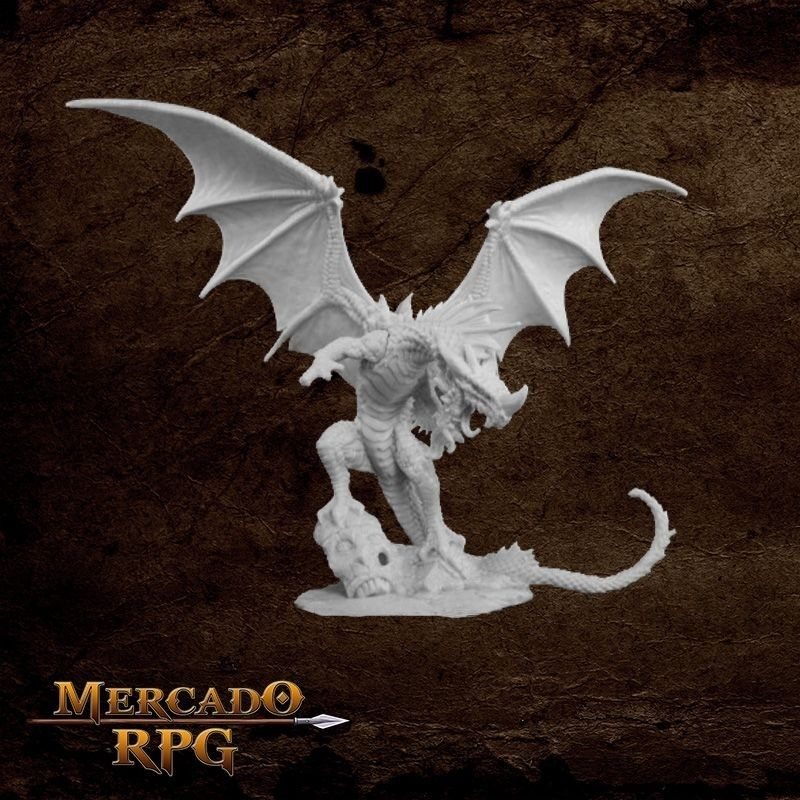 Pathfinder Red Dragon   - Mercado RPG