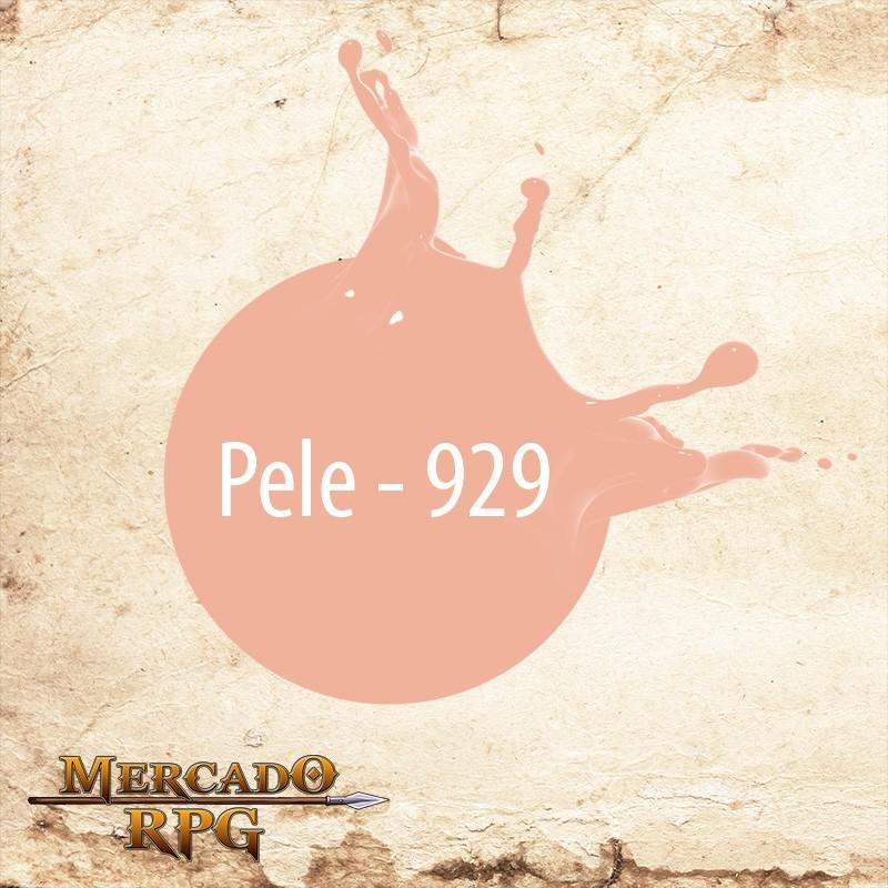 Pele - 929  - Mercado RPG