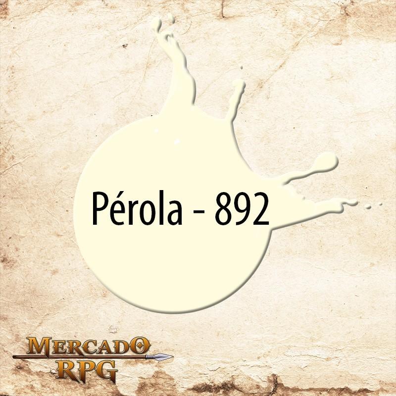 Pérola - 892 - RPG  - Mercado RPG