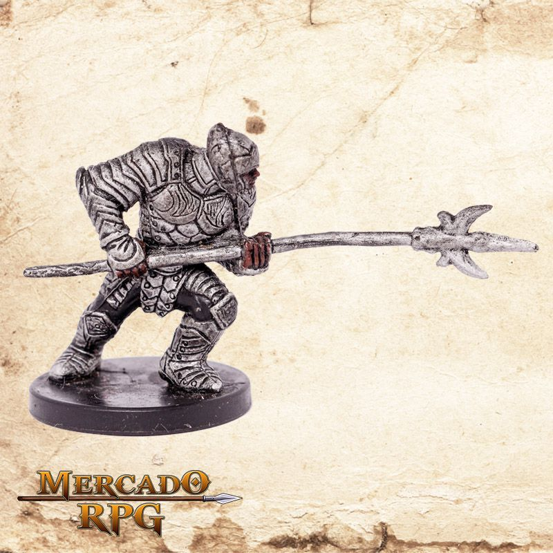 Phalanx Soldier  - Mercado RPG