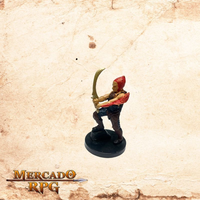 Phoelarch - Sem carta - Miniatura RPG  - Mercado RPG