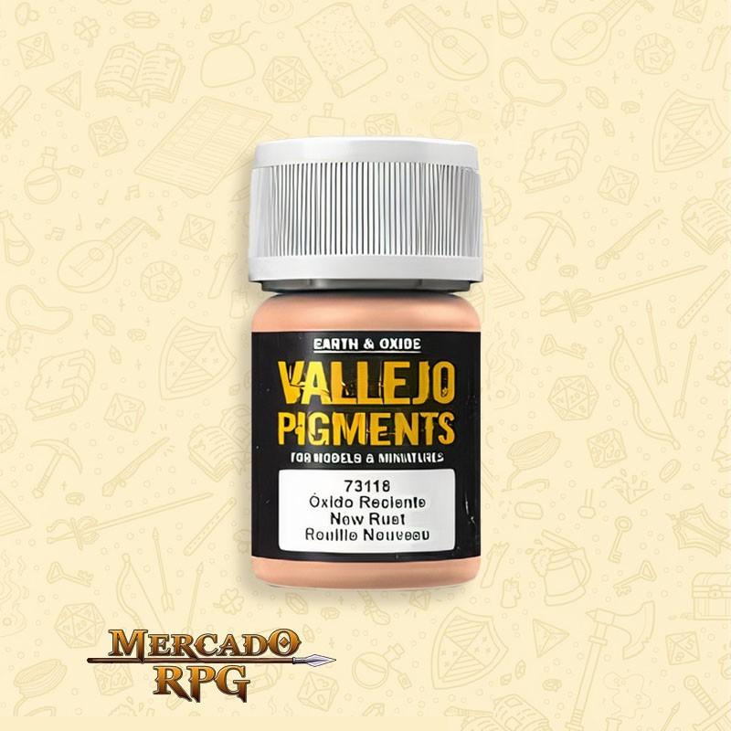 Pigmento Vallejo New Rust 35ml- RPG