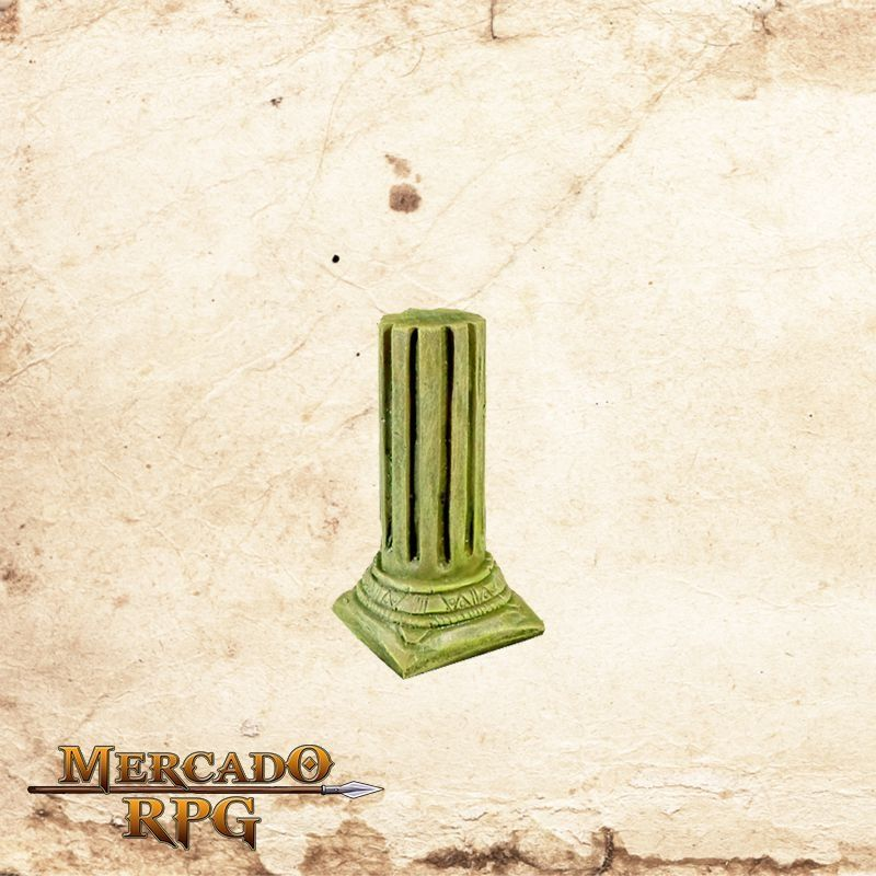Pilastra A  - Mercado RPG