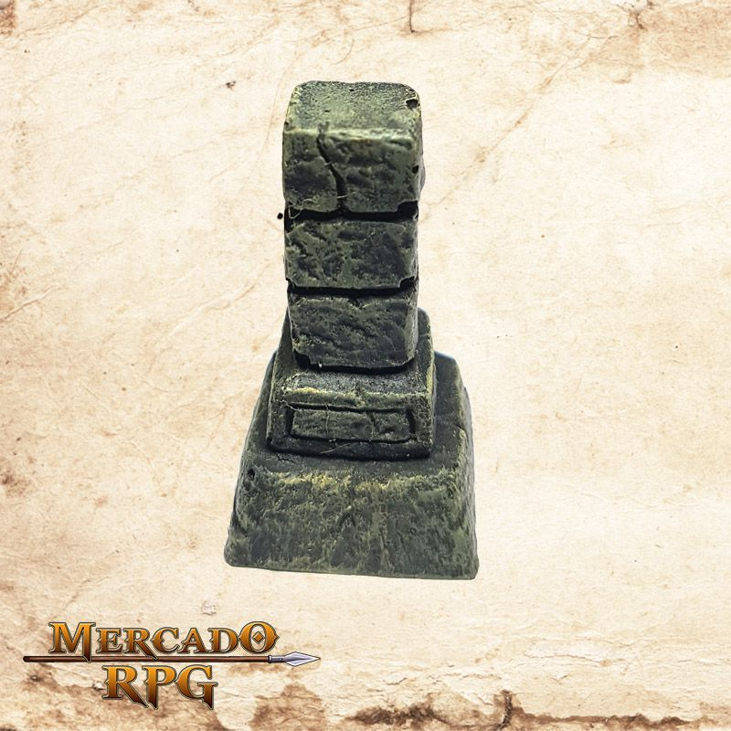 Pilastra C  - Mercado RPG
