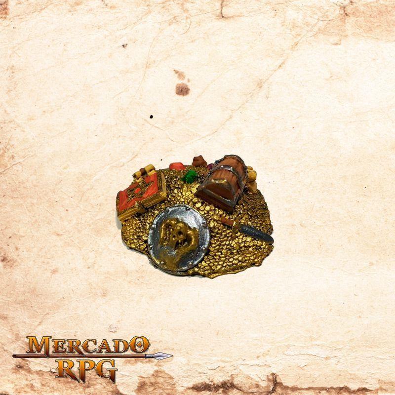 Pilha de tesouros  - Mercado RPG