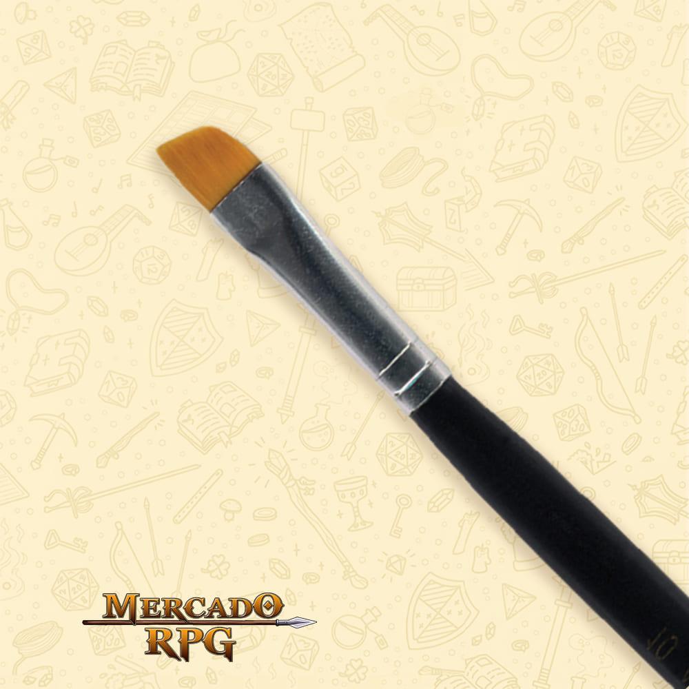 Pincel Acrilex Chanfrado Angular Série - 059 - RPG