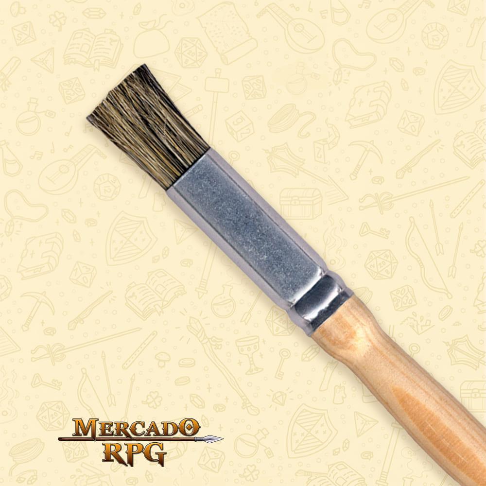 Pincel Acrilex Chato Broxinha Série - 060 - RPG