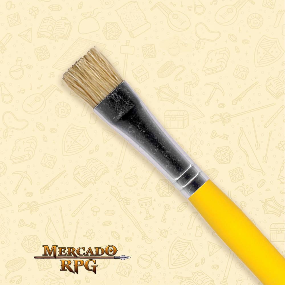 Pincel Acrilex Chato Série - 054 - RPG