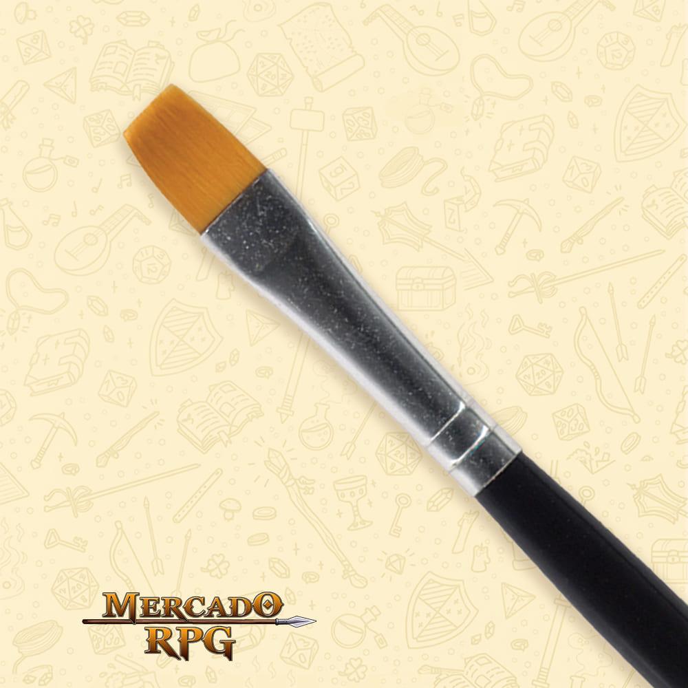 Pincel Acrilex Chato Série - 057 - RPG