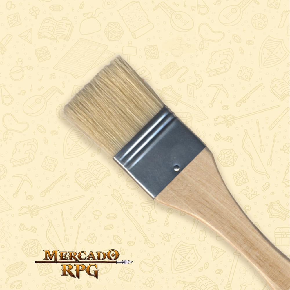 Pincel Acrilex Chato Série - 081 - RPG