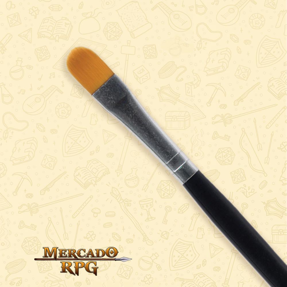 Pincel Acrilex Língua de Gato Série - 058 - RPG