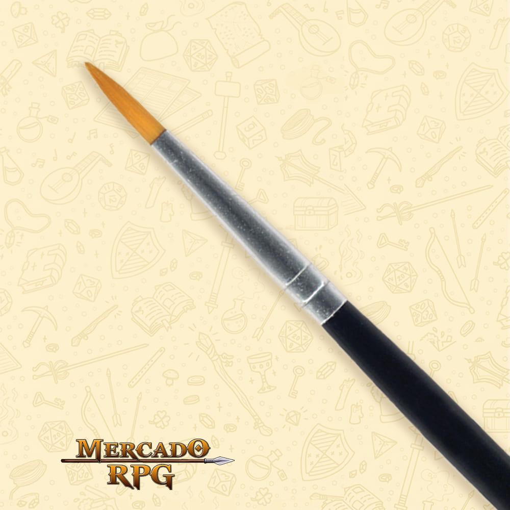 Pincel Acrilex Redondo Série - 056 - RPG