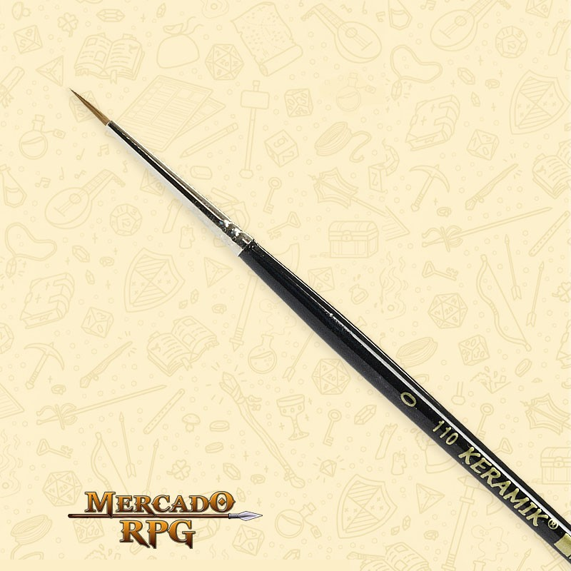 Pincel Keramik 110 - Marta Puro #0 - RPG