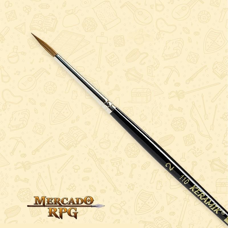 Pincel Keramik 110 - Marta Puro #2 - RPG