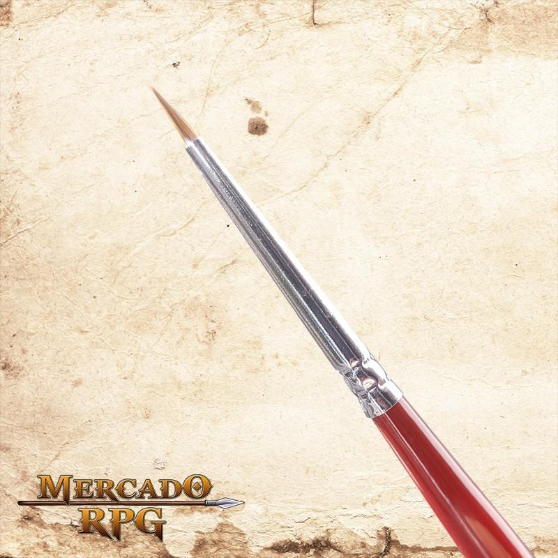 Pincel Acrilex Marta Puro 00 - RPG
