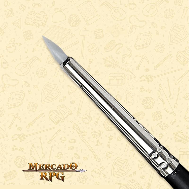 Pincel Modelador Keramik 0 500k - Chato  - Mercado RPG