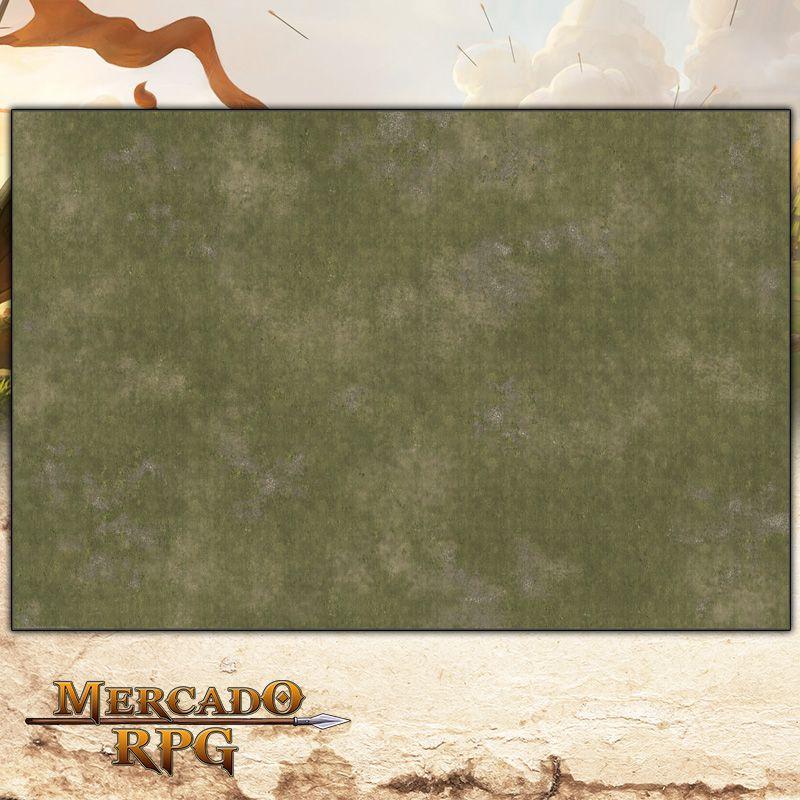 Planície B 180x120 Grid de Batalha - Battle Grid Wargame  - Mercado RPG