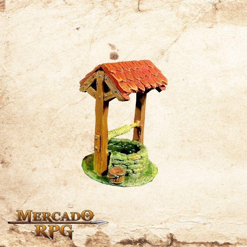 Poço Coberto  - Mercado RPG