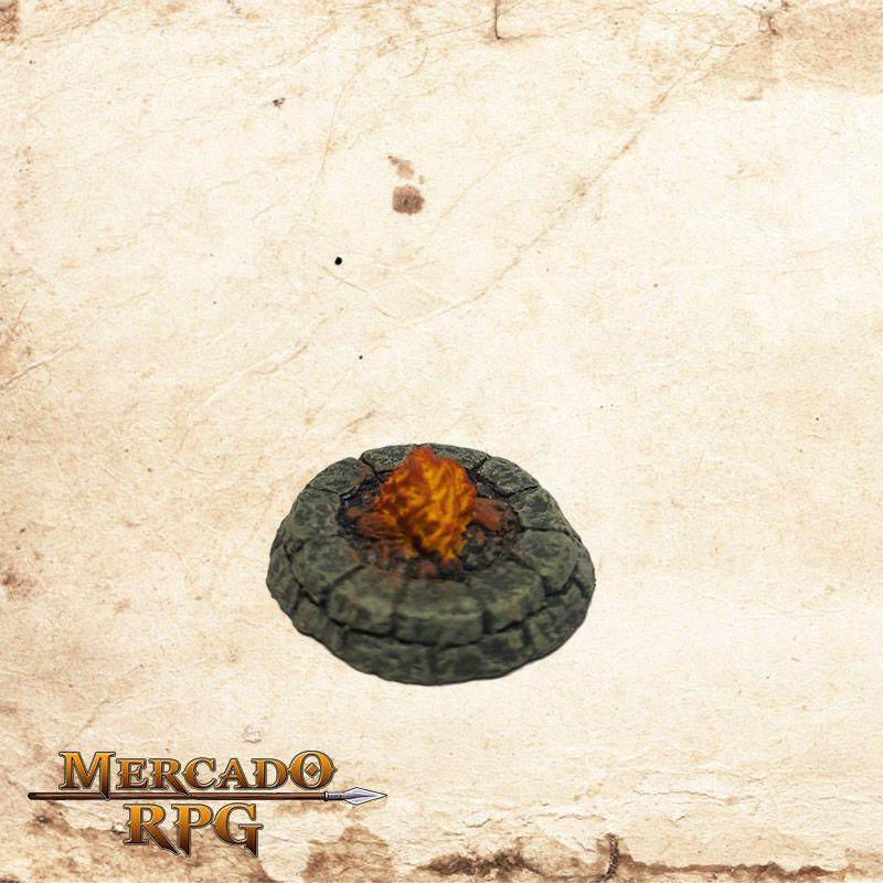Poço de Fogo  - Mercado RPG