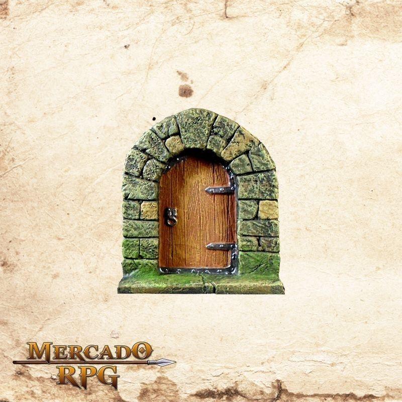 Porta de madeira  - Mercado RPG