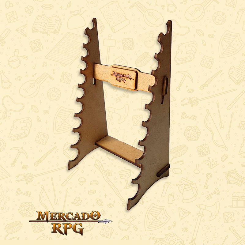 Porta Pincéis  - Mercado RPG