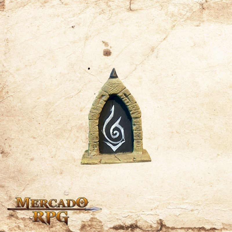 Portal mágico  - Mercado RPG