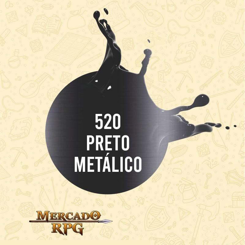 Preto Metálico - 520