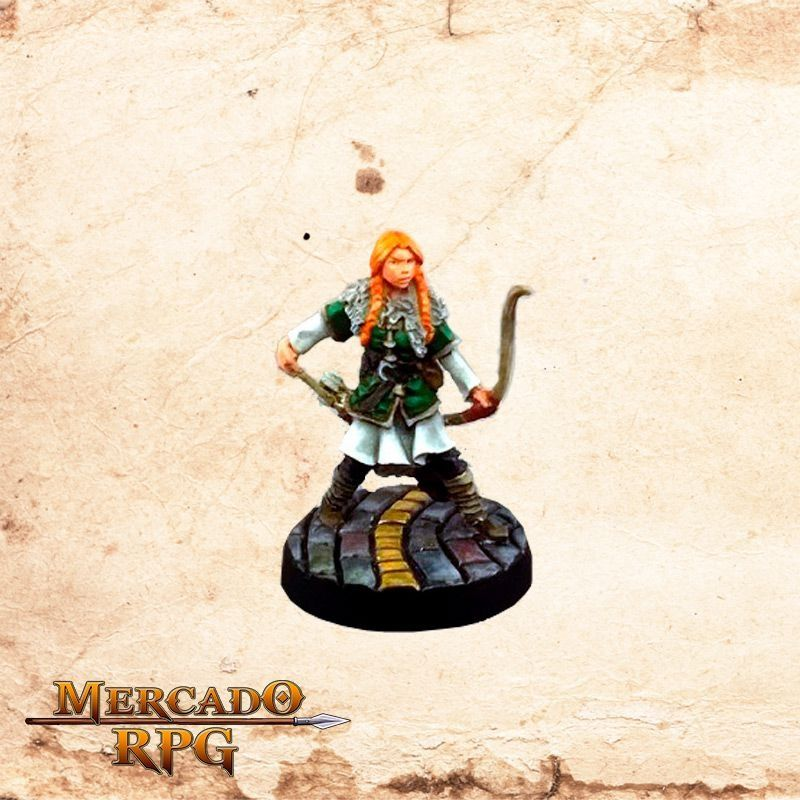 Pretty Laerke - Mercado RPG