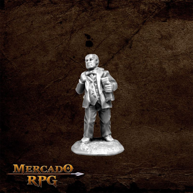 Pulp Era Professor  - Mercado RPG
